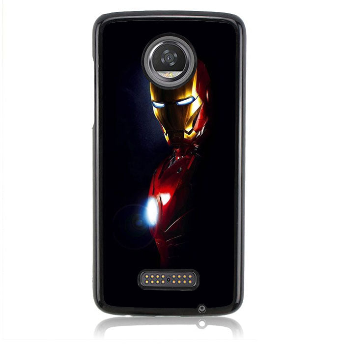 Iron Man FF01960 Motorola Moto Z2 Play Case