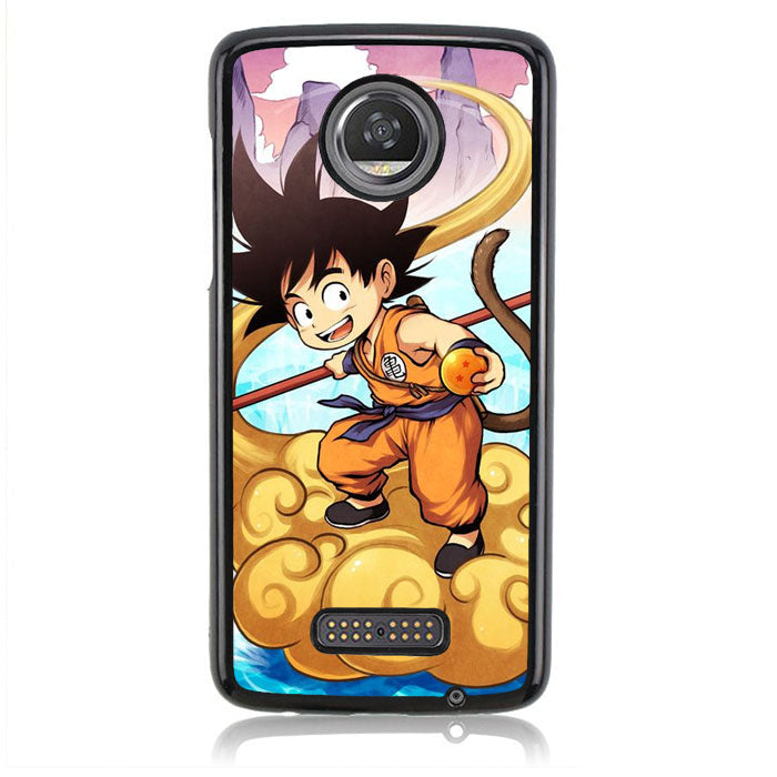 Dragon ball Child FF0197 Motorola Moto Z2 Play Case