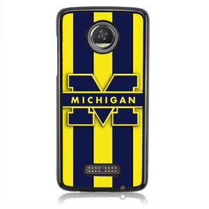 Michigan FF0214 Motorola Moto Z2 Play Case