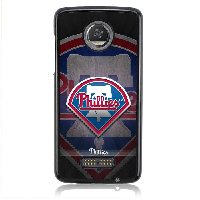Phillies FF0225 Motorola Moto Z2 Play Case