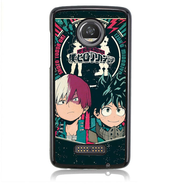 My Hero Academia FF0237 Motorola Moto Z2 Play Case