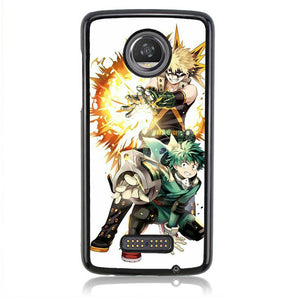 Boku No Hero FF0241 Motorola Moto Z2 Play Case