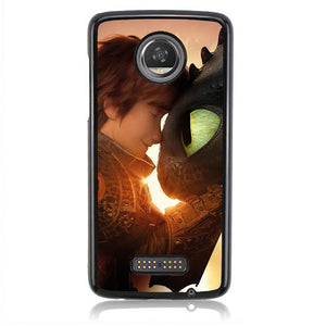Toothless How To Train Your Dragon 3 FF0324 Motorola Moto Z2 Play Case