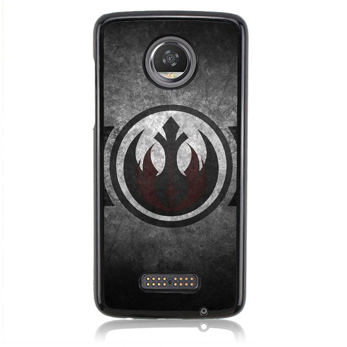 Star Wars FF0345 Motorola Moto Z2 Play Case