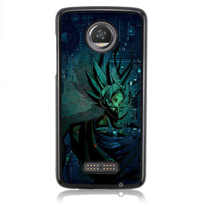 Dragon Ball Z FF0346 Motorola Moto Z2 Play Case