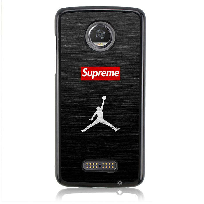 Supreme Air Jordan FF0349 Motorola Moto Z2 Play Case