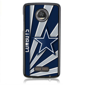 Cowboys FF0351 Motorola Moto Z2 Play Case