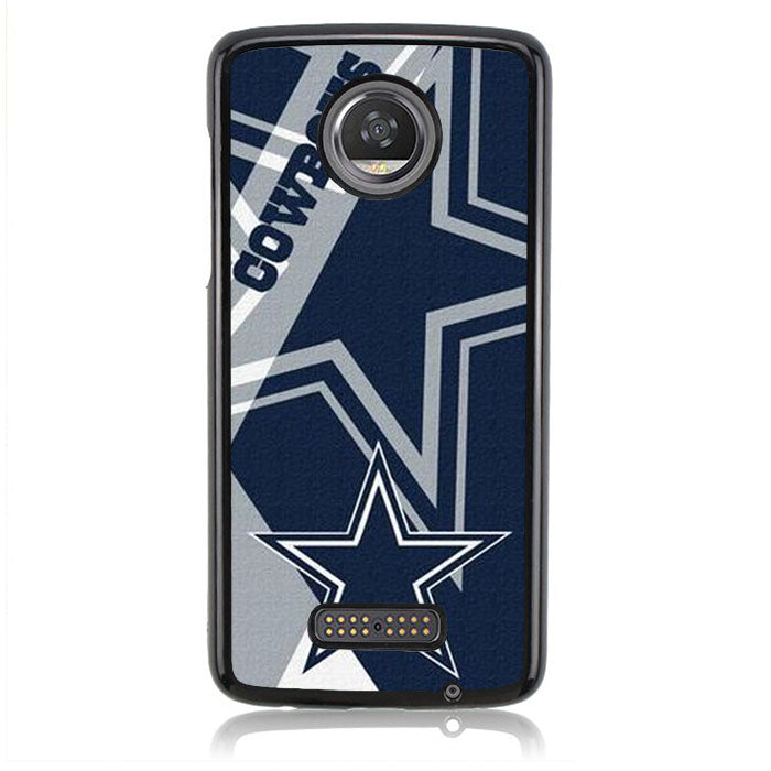 Dallas Cowboys FF0352 Motorola Moto Z2 Play Case