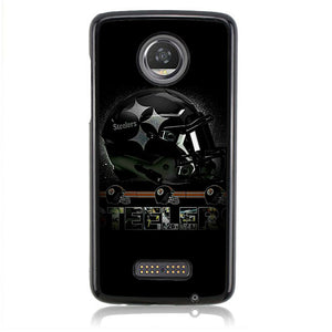 Steelers FF0355 Motorola Moto Z2 Play Case