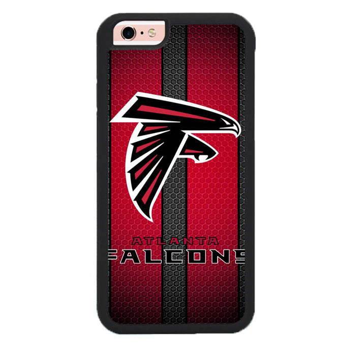 Atlanta Falcon FF0373 Samsung iPhone 6, 6S Case