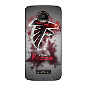 Falcons Atlanta FF0374 Motorola Moto Z Force Case