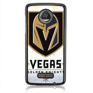 Vegas Golden Knights FF0376 Motorola Moto Z2 Play Case