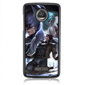 Batman Joker FF0382 Motorola Moto Z2 Play Case