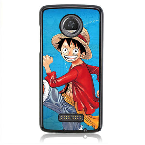 Luffy FF0389 Motorola Moto Z2 Play Case