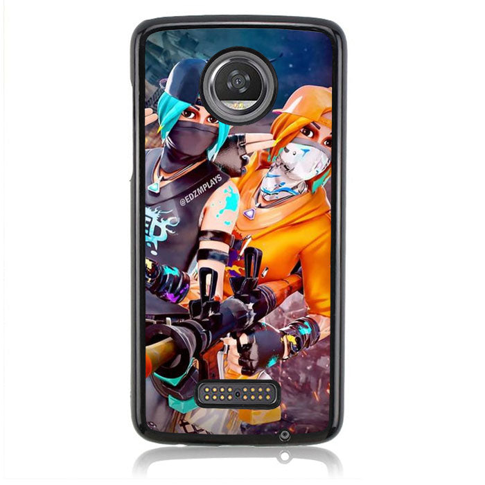 Fortnite FF0396 Motorola Moto Z2 Play Case