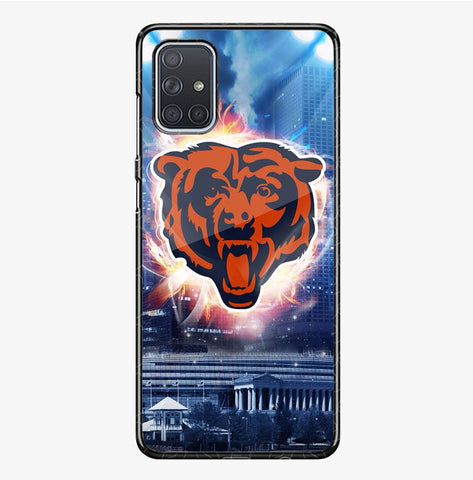 Logo Superman FF0215 Samsung Galaxy A71 Case