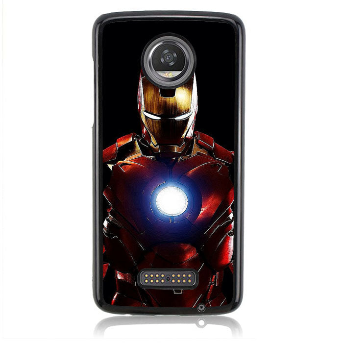 Iron Man 3 B0004 Motorola Moto Z2 Play Case