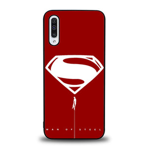 Superman Man of Steel B0009 Samsung Galaxy A50 Case