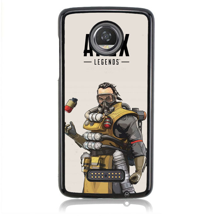CAUSTIC APEX LEGEND B0013 Motorola Moto Z2 Play Case