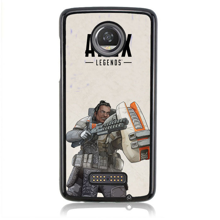 GIBRALTAR APEX LEGEND B0019 Motorola Moto Z2 Play Case