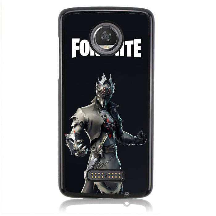 FORTNITE DIRE WHITE B0026 Motorola Moto Z2 Play Case