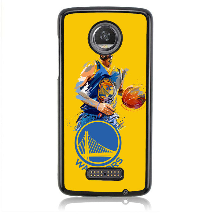 STEPHEN CURRY B0029 Motorola Moto Z2 Play Case