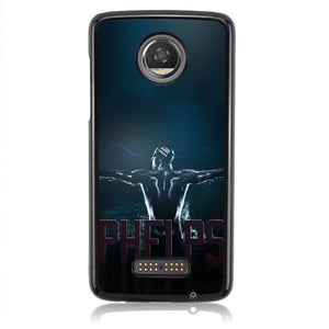 MICHAEL PHELPS B0045 Motorola Moto Z2 Play Case