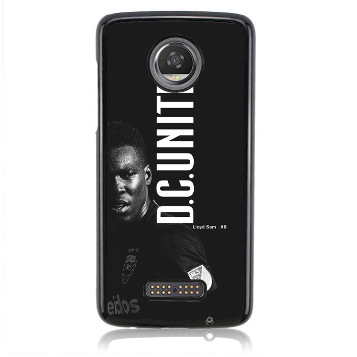 DC UNITED B0056 Motorola Moto Z2 Play Case