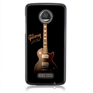 GIBSON LES PAUL B0070 Motorola Moto Z2 Play Case