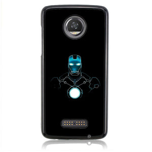 IRON MAN SUIT B0113 Motorola Moto Z2 Play Case