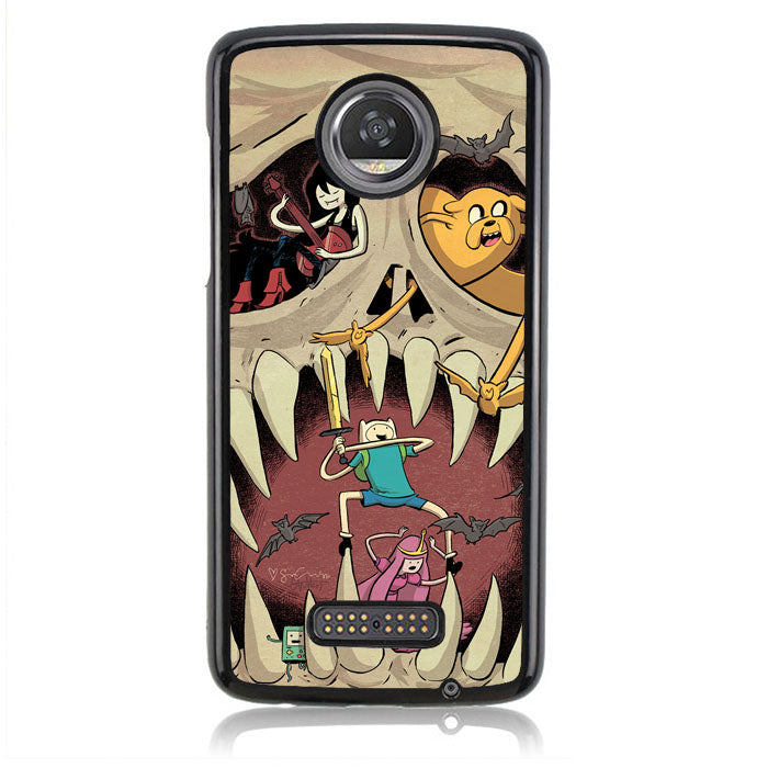 SHAUN STRUBLE ADVENTURE TIME B0139 Motorola Moto Z2 Play Case