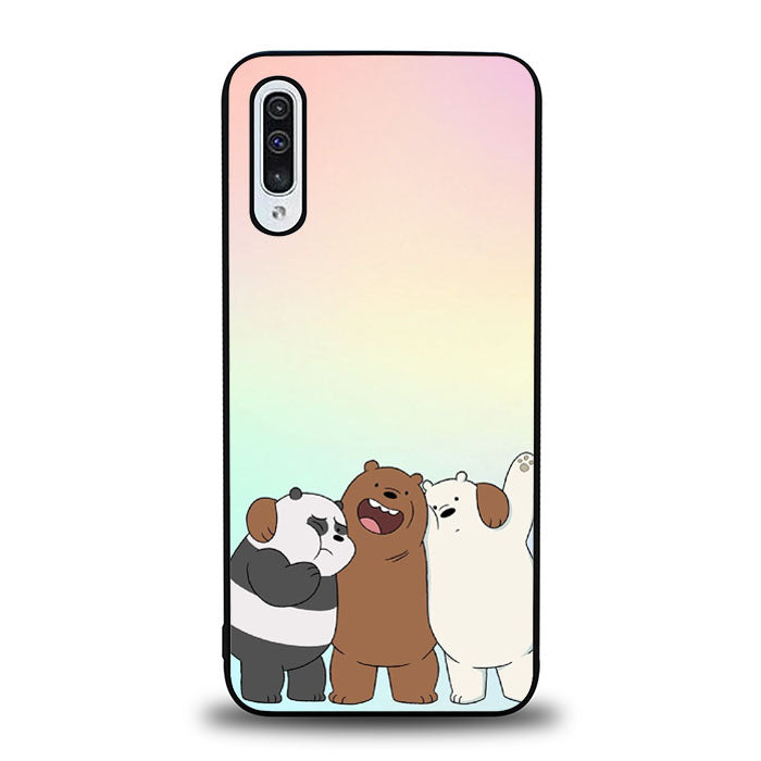 WE BARE BEARS B0145 Samsung Galaxy A50 Case