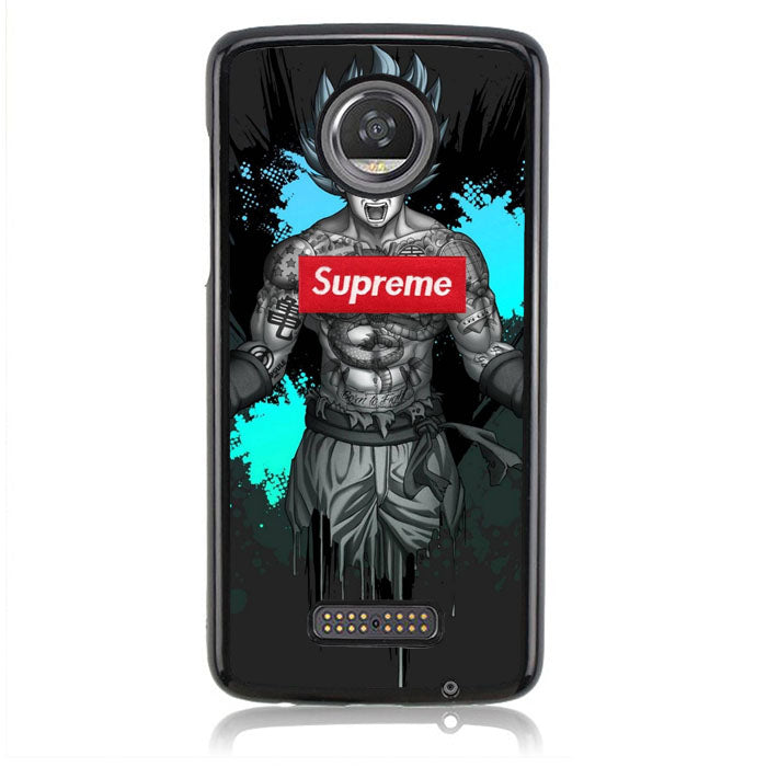 SUPREME DRAGON BALL B0154 Motorola Moto Z2 Play Case