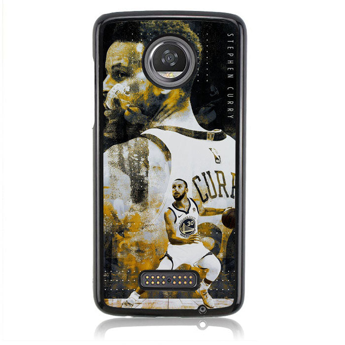 STEPHEN CURRY B0159 Motorola Moto Z2 Play Case