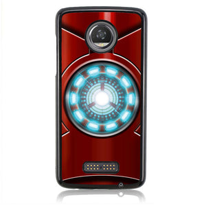 TONY STARK REACTOR B0197 Motorola Moto Z2 Play Case