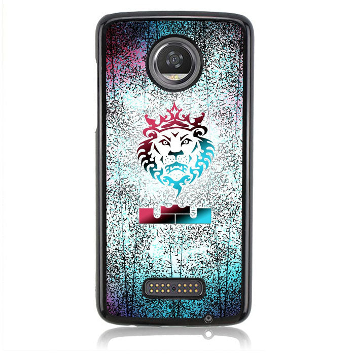 LEBRON JAMES LOGO B0217 Motorola Moto Z2 Play Case