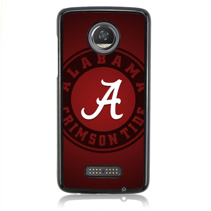 ALABAMA CRIME TIDE B0244 Motorola Moto Z2 Play Case
