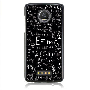Math B0280 Motorola Moto Z2 Play Case