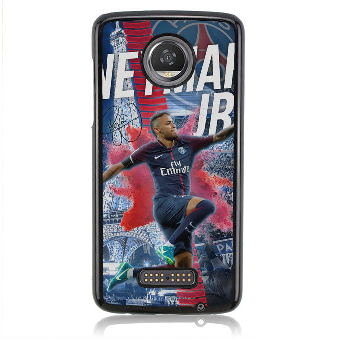 Neymar JR B0308 Motorola Moto Z2 Play Case