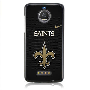 New Orleans Saints Logo B0332 Motorola Moto Z2 Play Case