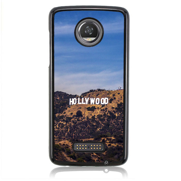 Hollywood B0339 Motorola Moto Z2 Play Case