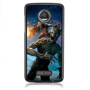 Groot B0347 Motorola Moto Z2 Play Case