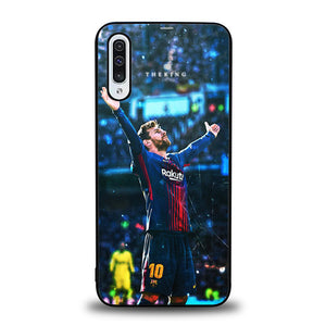 The King Messi B0365 Samsung Galaxy A50 Case