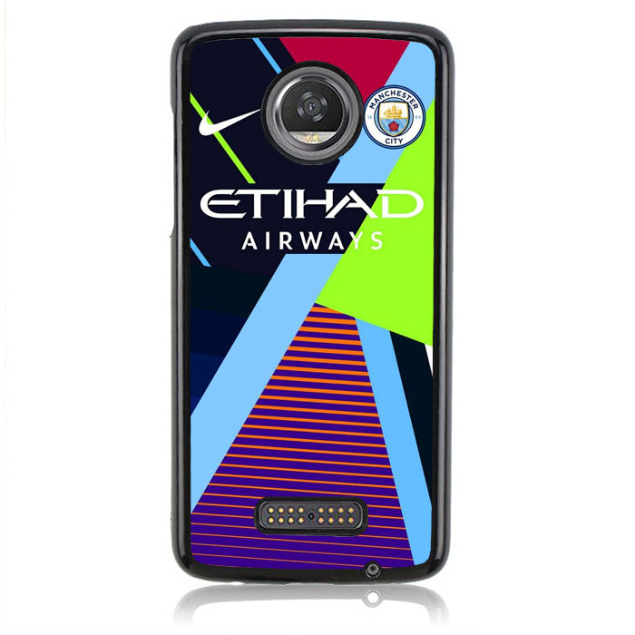 Manchester City Kit B0467 Motorola Moto Z2 Play Case