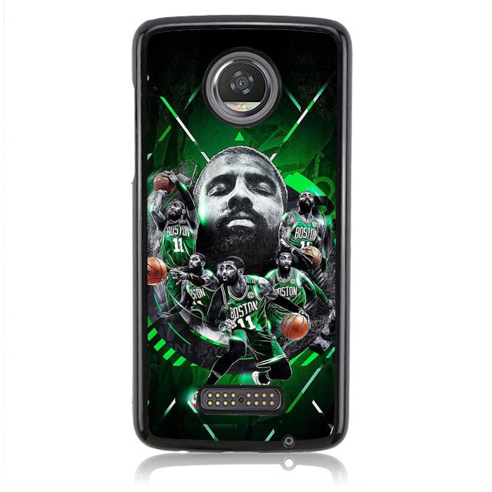 Kyrie Irving Boston B0389 Motorola Moto Z2 Play Case