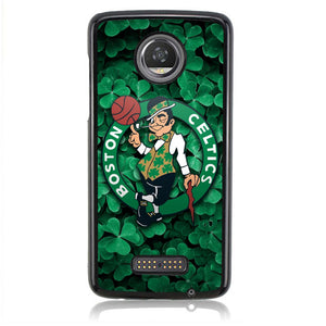 Boston Celtic B0390 Motorola Moto Z2 Play Case