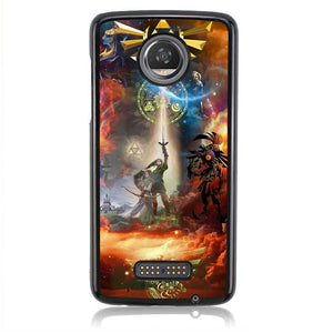 Legend Of Zelda B0403 Motorola Moto Z2 Play Case
