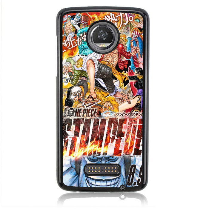 One Piece Stampede B0446 Motorola Moto Z2 Play Case