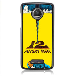 12 Angry Men Movie B0461 Motorola Moto Z2 Play Case
