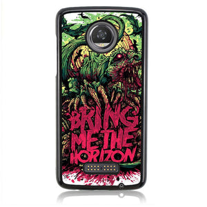Bring Me The Horizon Collage B0467 Motorola Moto Z2 Play Case